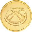 Golden medal of International exhibition «Bishkek 2002»